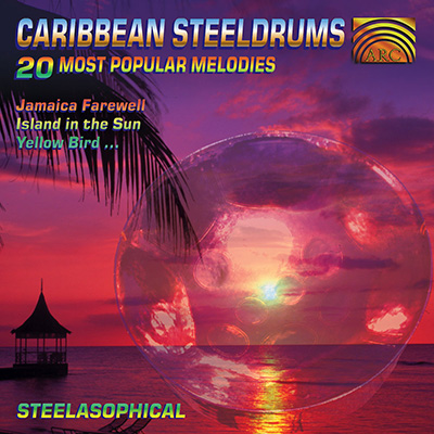 Caribbean Steeldrums - 20 Most Popular Melodies