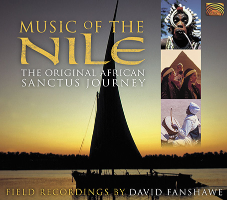 Music of the Nile - Recordings by David Fanshawe