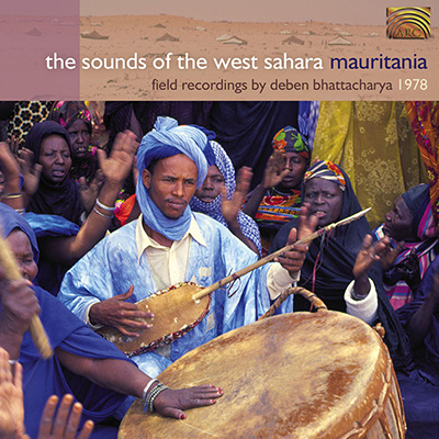 Sounds of the West Sahara - Mauritania - Field recordings by Deben Bhattacharya