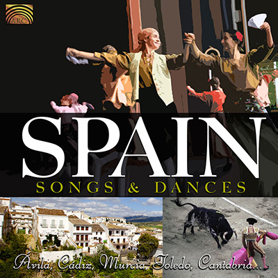 Spain - Songs & Dances