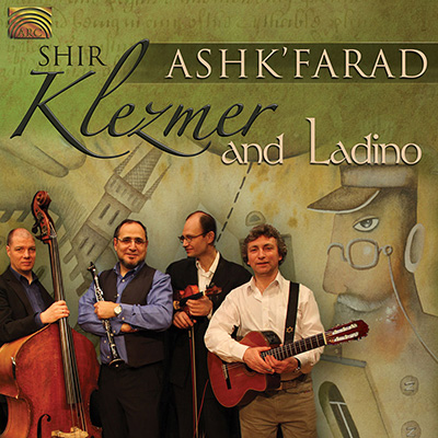 Ashkfarad - Klezmer and Ladino