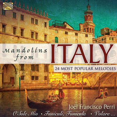 Mandolins from Italy - 24 Most Popular Melodies