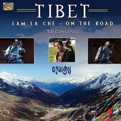 Tibet - Lam La Che - On the Road