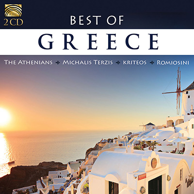 Best of Greece  Vol. 1 - The Athenians  Michalis Terzis  Kriteos  Romiosini…