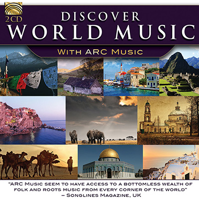 Discover World Music - with ARC Music