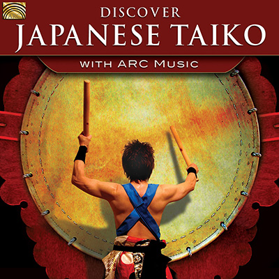 Discover Japanese Taiko - with ARC Music