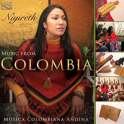 Music from Colombia - Música Colombiana Andina