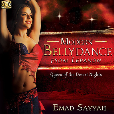 Modern Bellydance From Lebanon - Queen of the Desert Nights