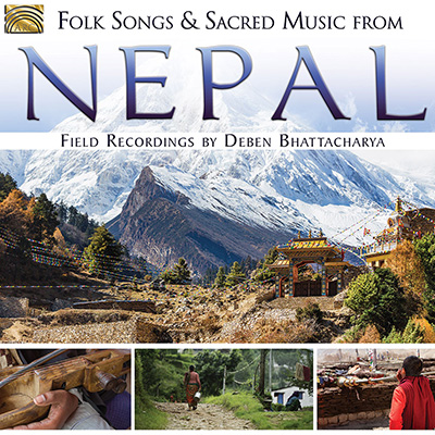Folksongs & Sacred Music from Nepal