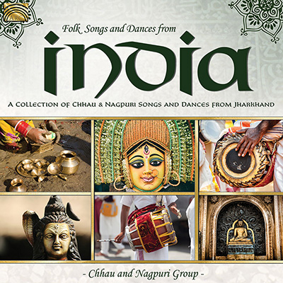 Folksongs & Dances from India