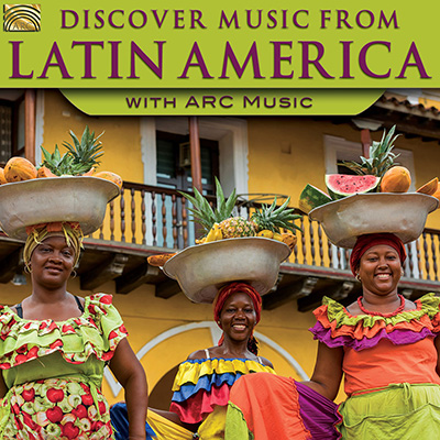 Discover Music from Latin America - with ARC Music