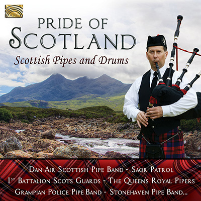 Pride of Scotland - Scottish Pipes & Drums