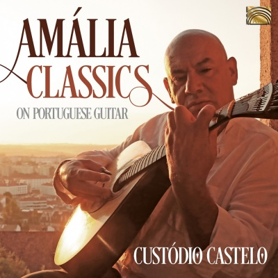 Amália Classics on Portuguese Guitar