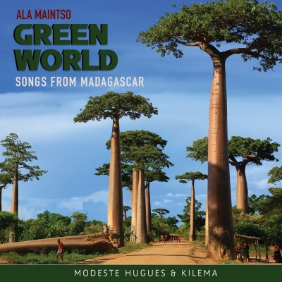 ALA MAINTSO - Green World