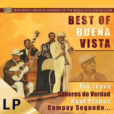 Best of Buena Vista - featuring Original Members of the Buena Vista Social Club