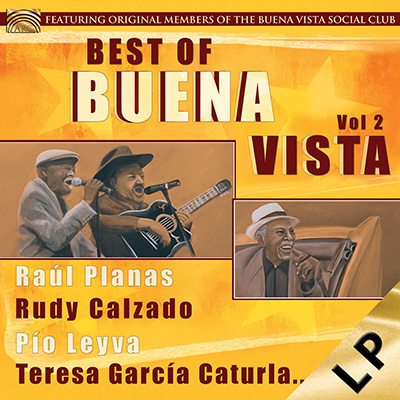 Best of Buena Vista  Vol 2 - Featuring Original Members of the Buena Vista Social Club