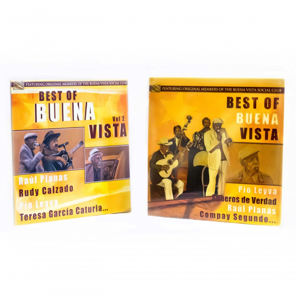 Best of Buena Vista (LP) vol 1&2