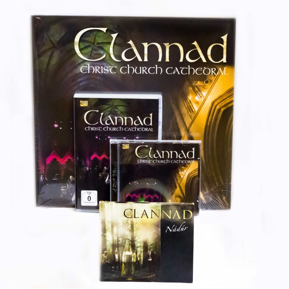 Clannad 40 Year Collection