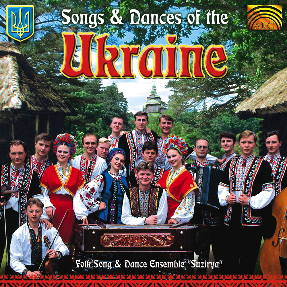 Songs & Dances of the Ukraine
