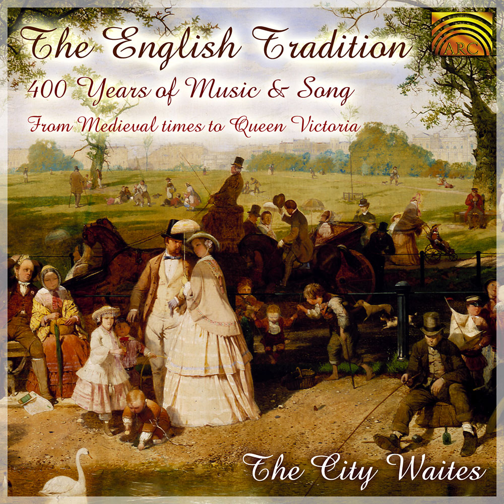 The English Tradition - 400 Years of Music & Song