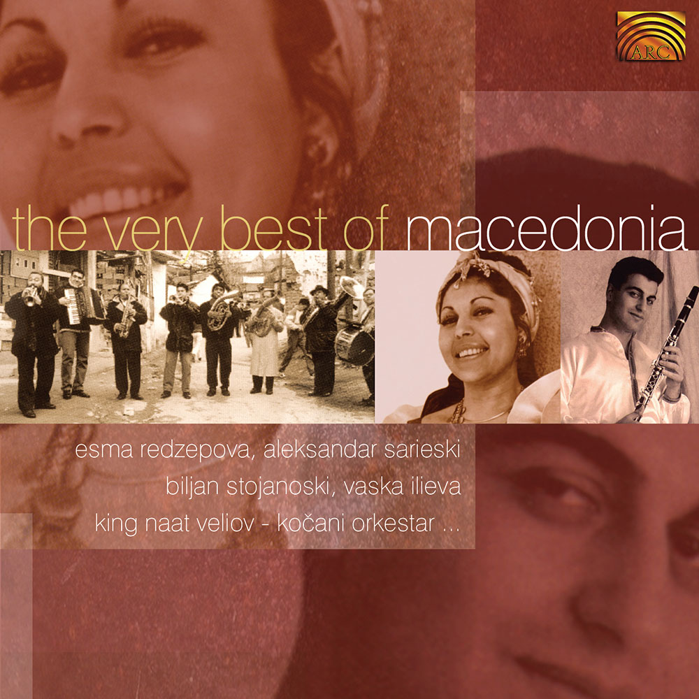 The Very Best of Macedonia