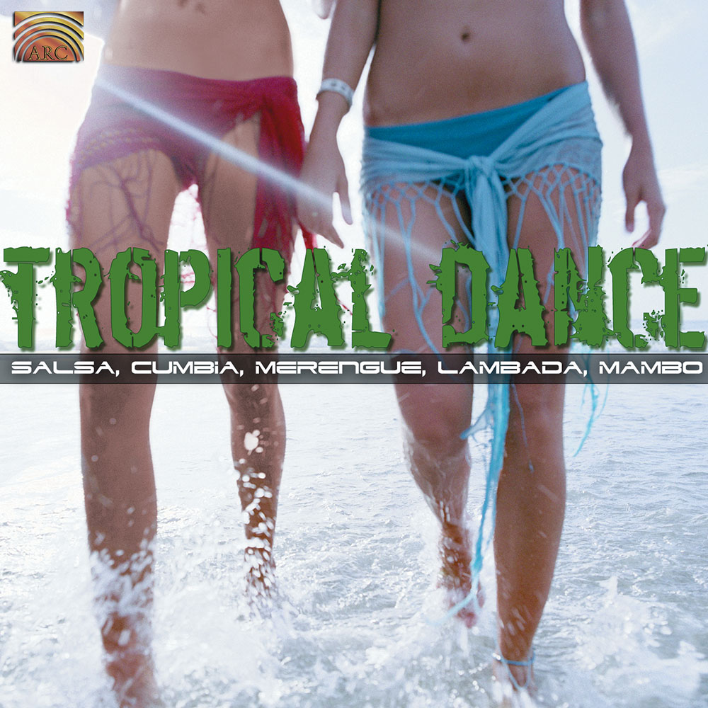Tropical Dance - Salsa  Cumbia  Merengue  Lambada  Mambo