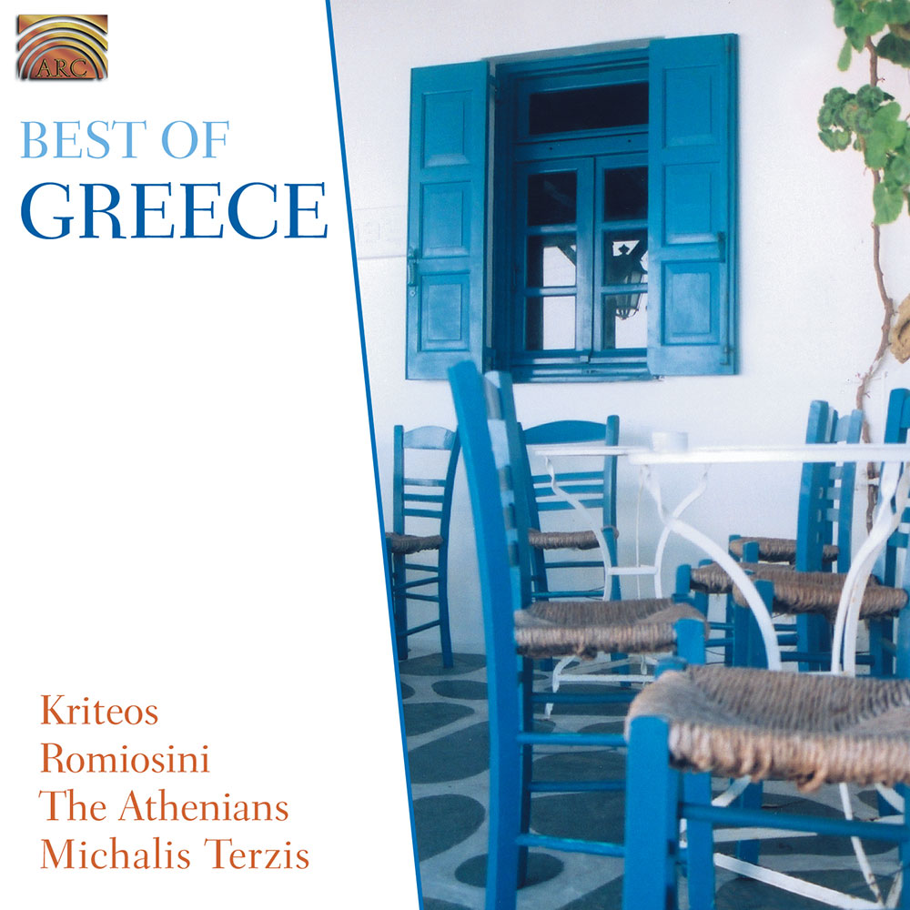 Best of Greece - Various Artists