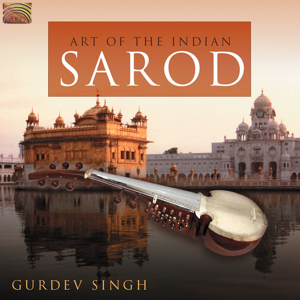 Art of the Indian Sarod