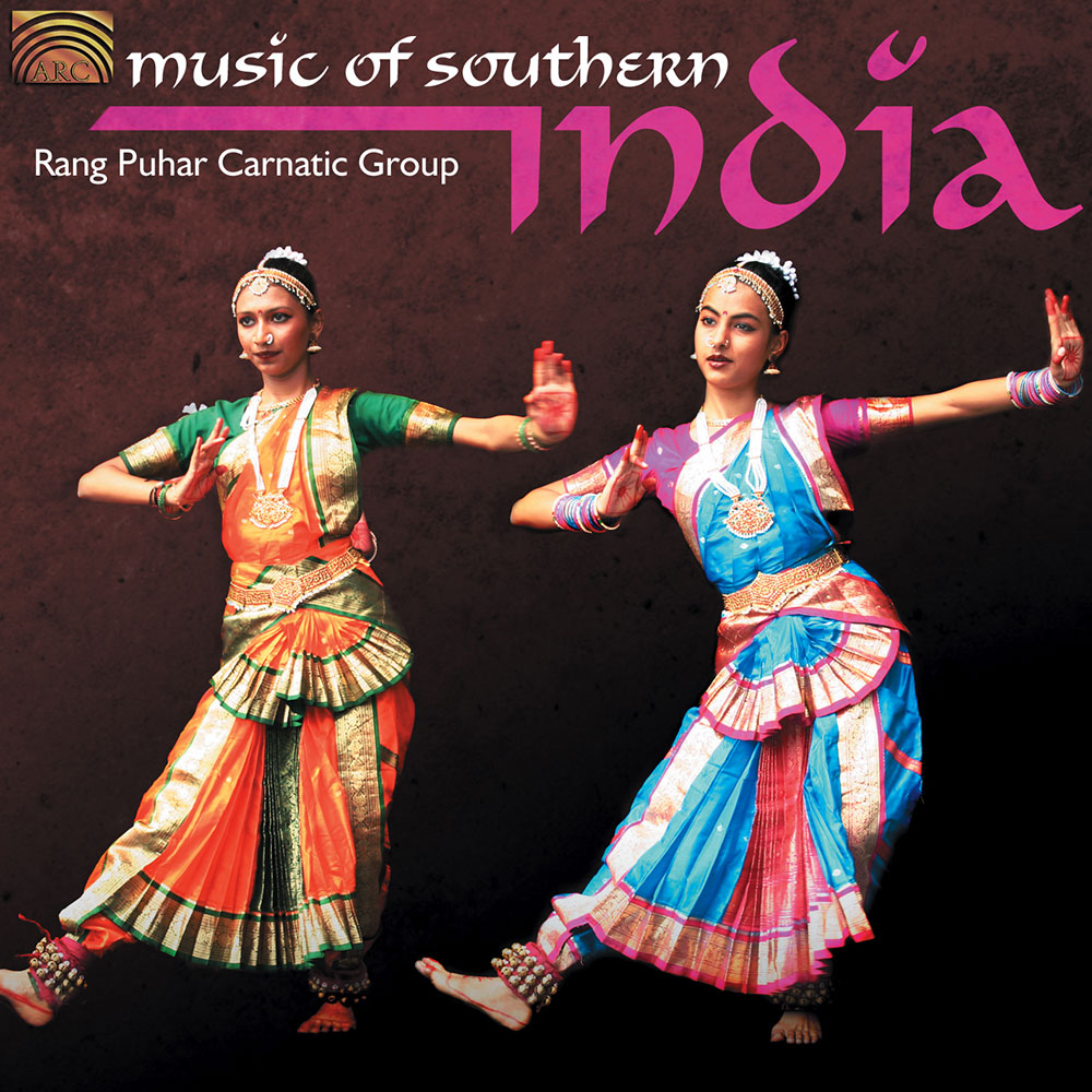 Music of Southern India