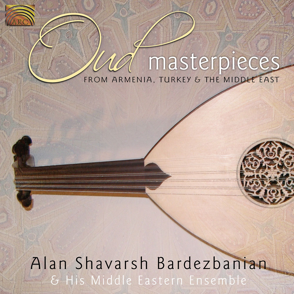 Oud Masterpieces from Armenia  Turkey & Middle East