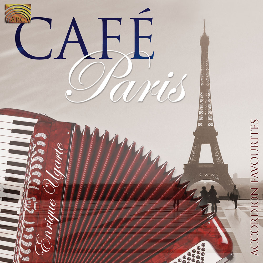 Café Paris - Accordion Favourites