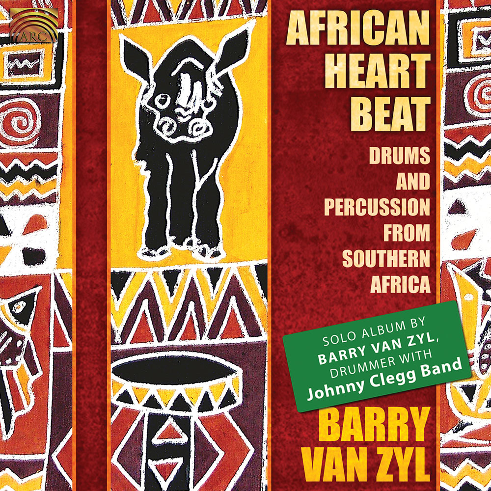 African Heartbeat - Drums and Percussion from Southern Africa