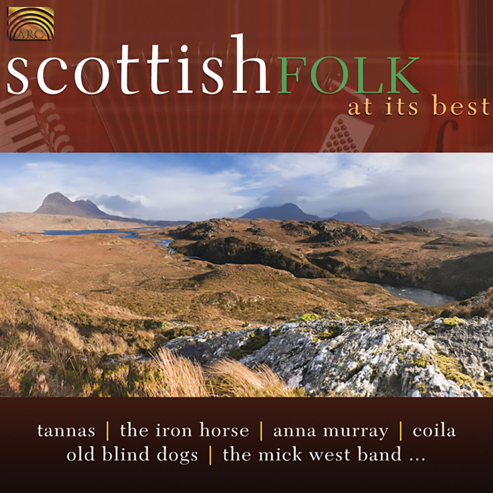 Scottish Folk at its Best - Tannas  The Iron Horse  Anna Murray  Coila...