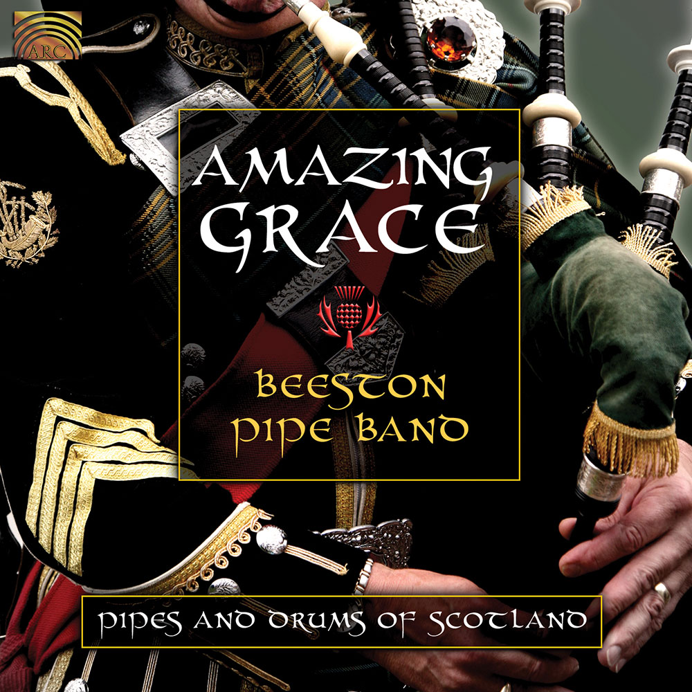 Amazing Grace - Pipes and Drums of Scotland