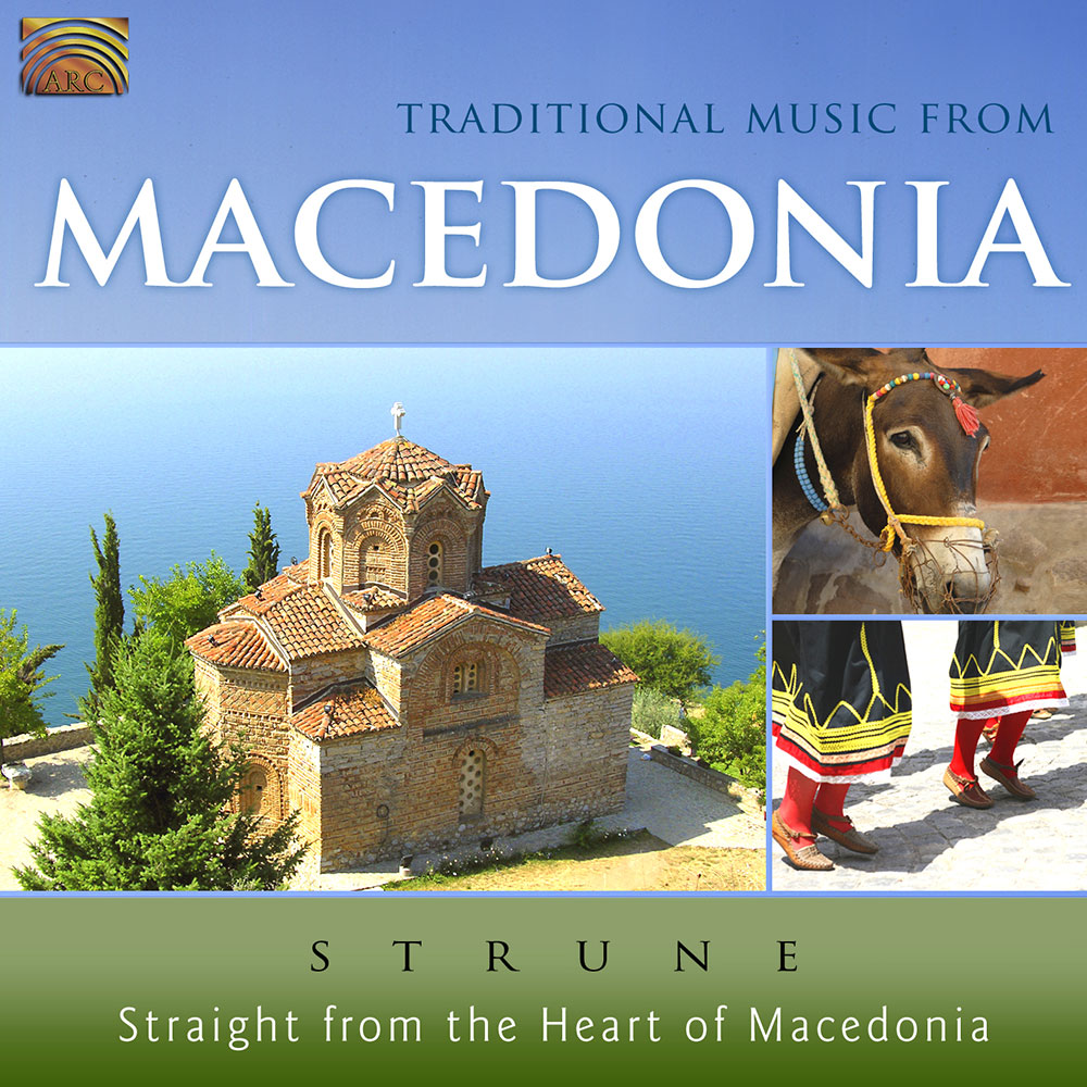 Traditional Music from Macedonia - Straight from the Heart of Macedonia