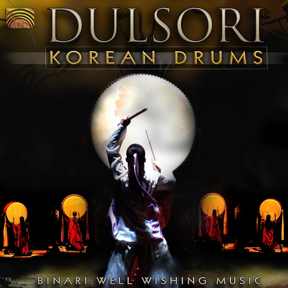 Korean Drums - Binari - Well Wishing Music