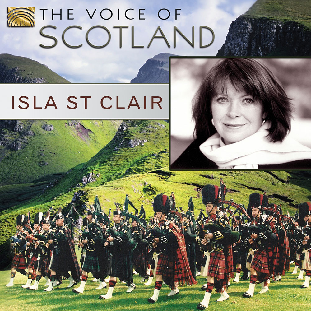 The Voice of Scotland - Isla St Clair