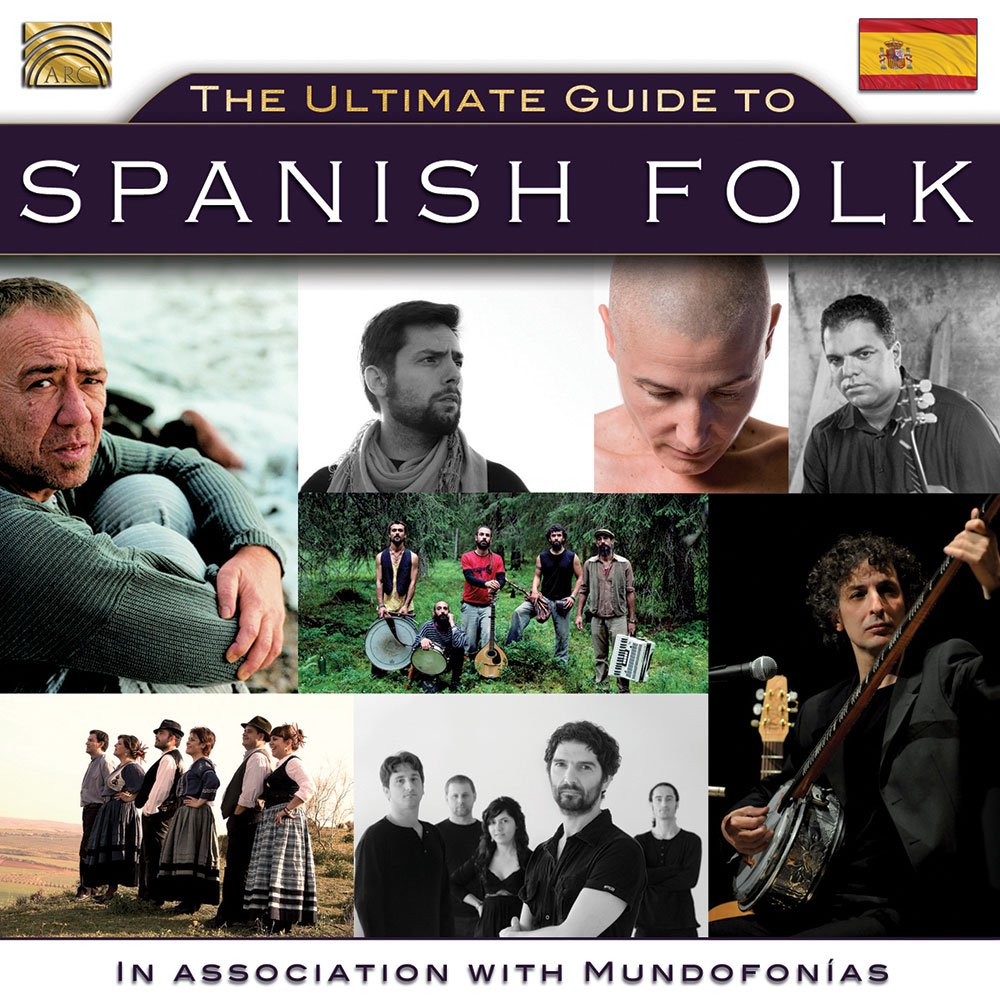 The Ultimate Guide to Spanish Folk - Curated by Mundofonias  Radio Nacional de Espana