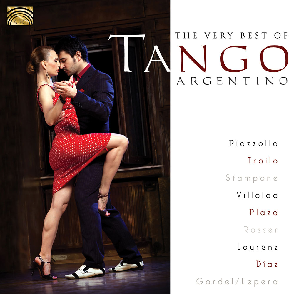 The Very Best of Tango Argentino - Piazzolla  Troilo  Stampone