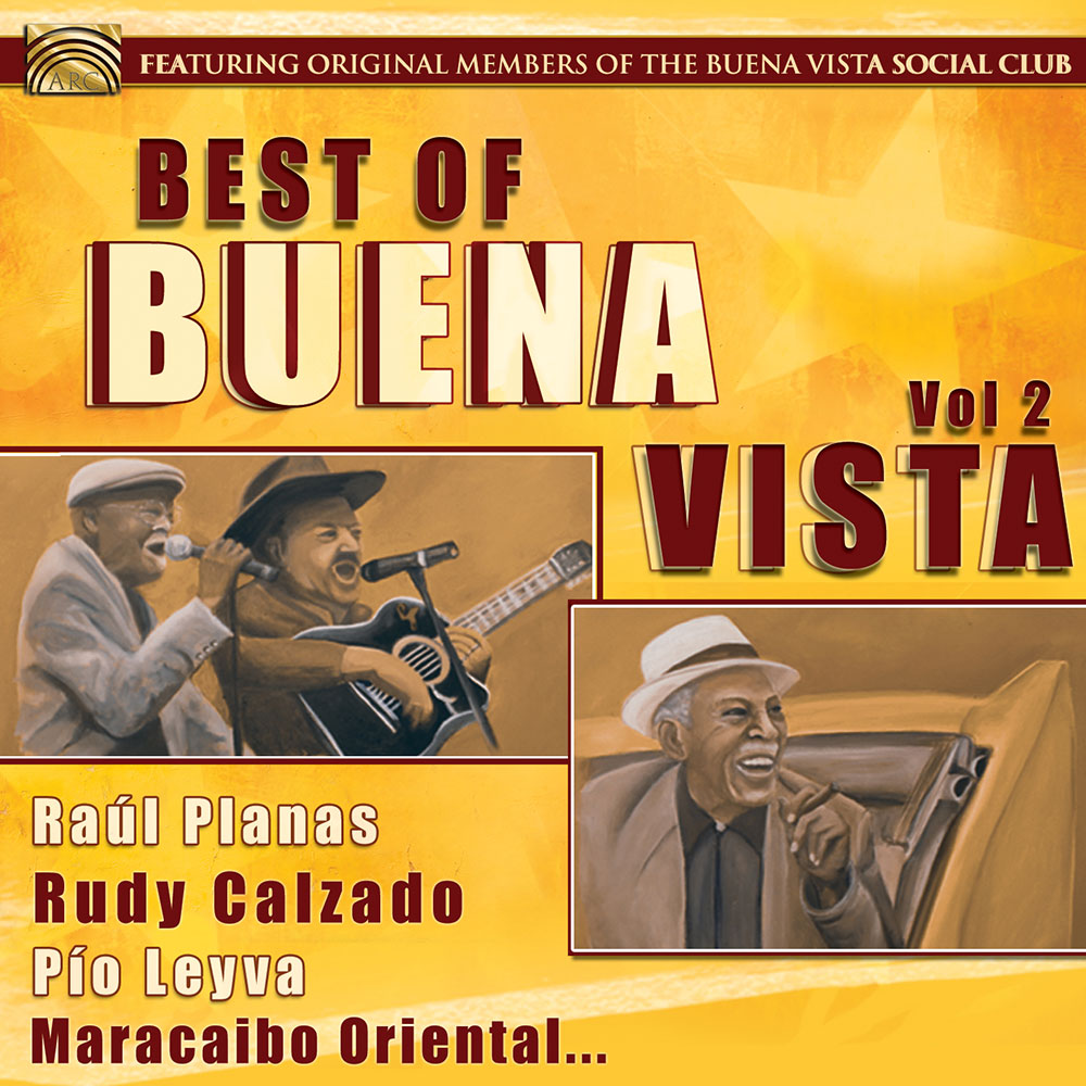 Best of Buena Vista Vol.2 - featuring Original Members of the Buena Vista Social Club
