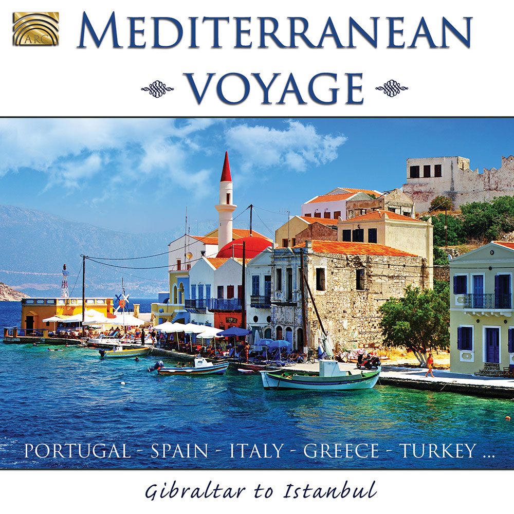 Mediterranean Voyage - Gibraltar to Istanbul - Portugal  Spain  Italy  Greece  Turkey