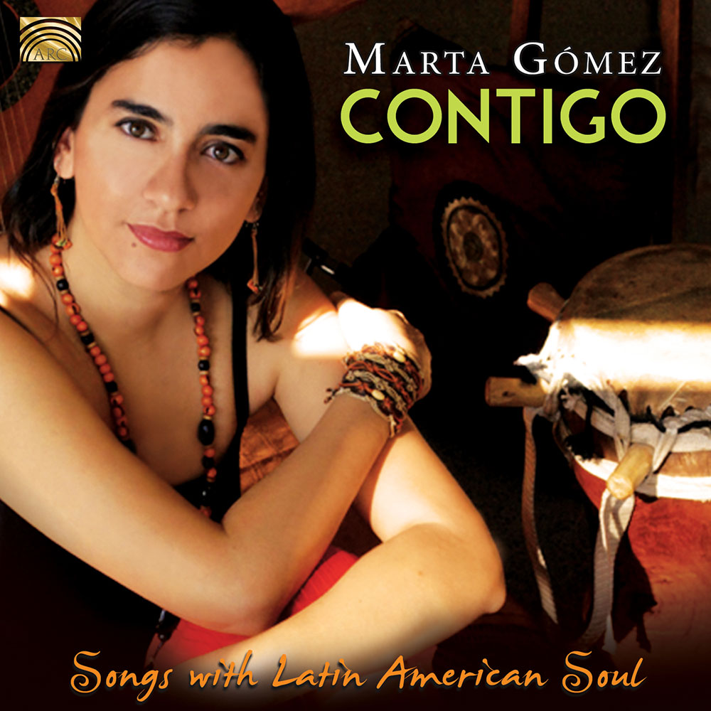 Contigo - Songs with Latin American Soul