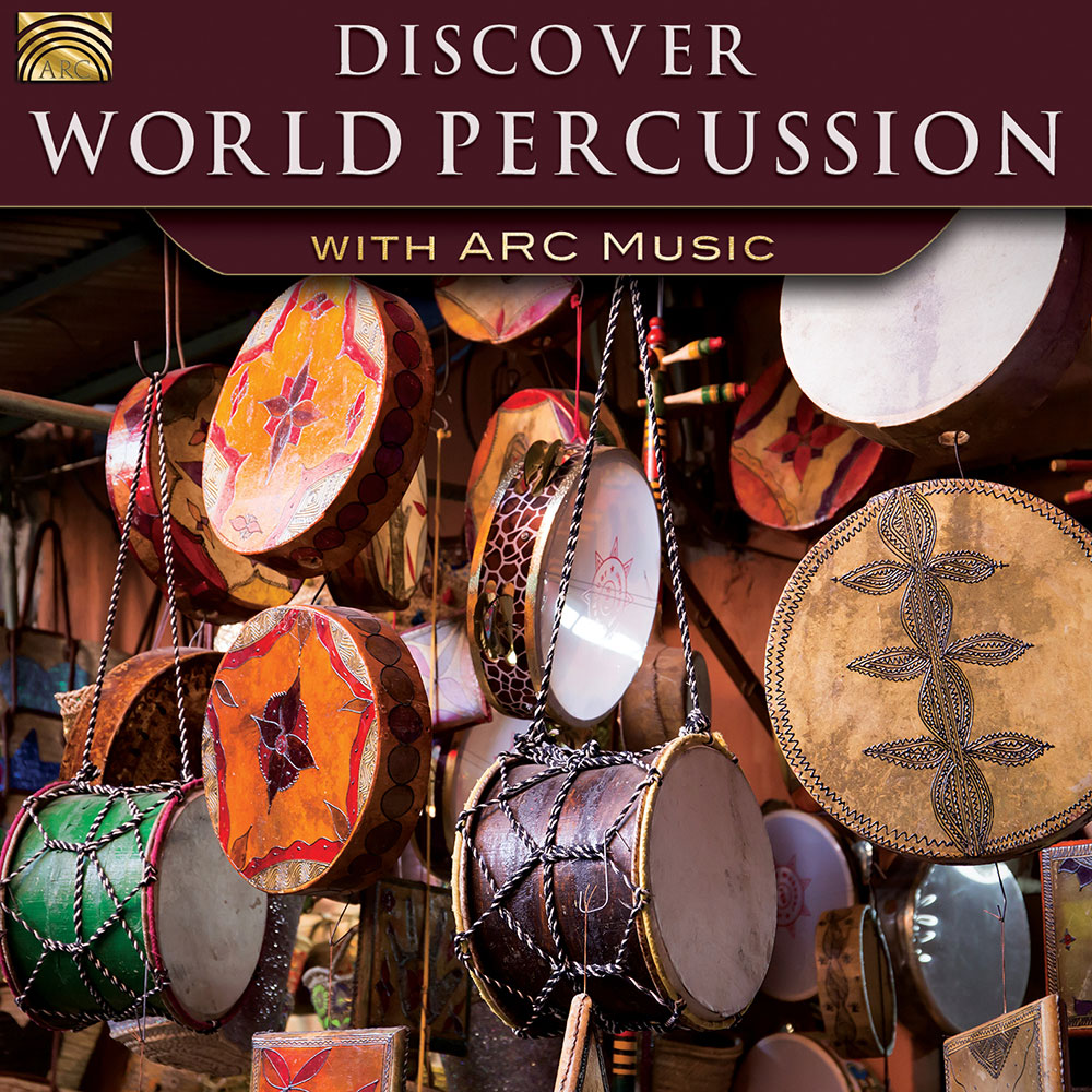 Discover World Percussion - with ARC Music
