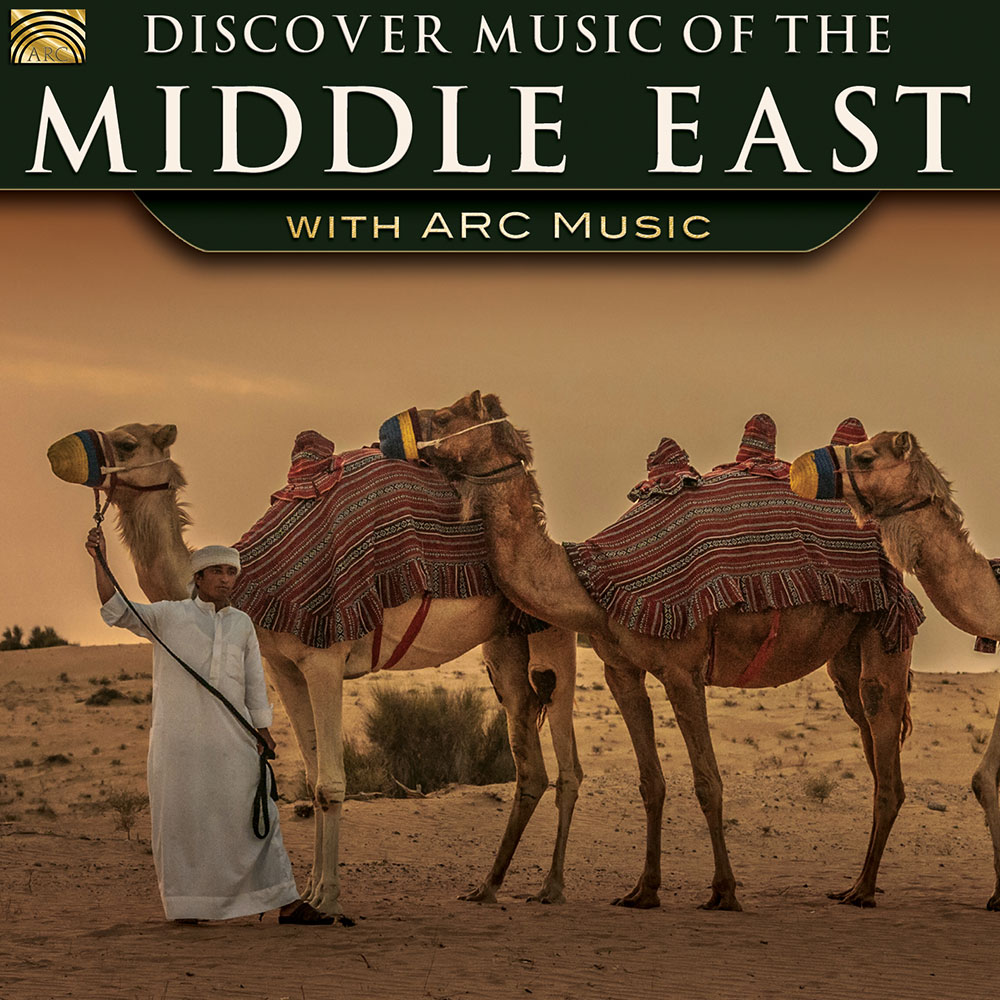 Discover Music from the Middle East