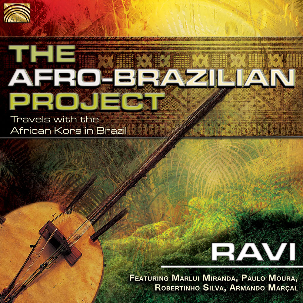 The Afro-Brazilian Project - Travels with the African Kora in Brazil