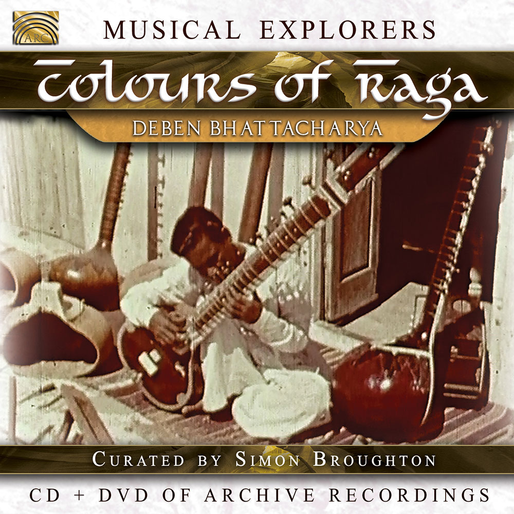 Musical Explorers - Colours Of Raga