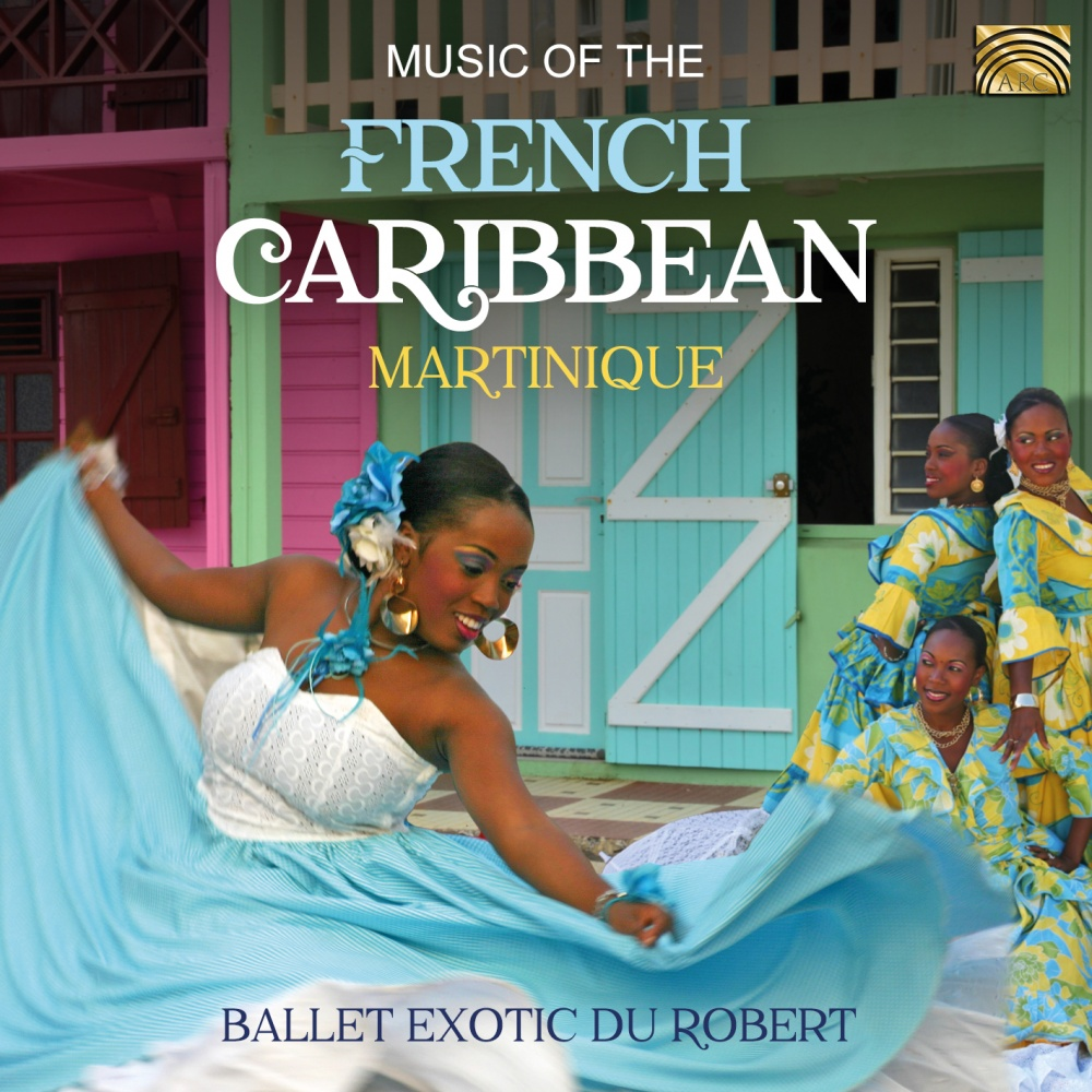 Music of the French Caribbean - Martinique