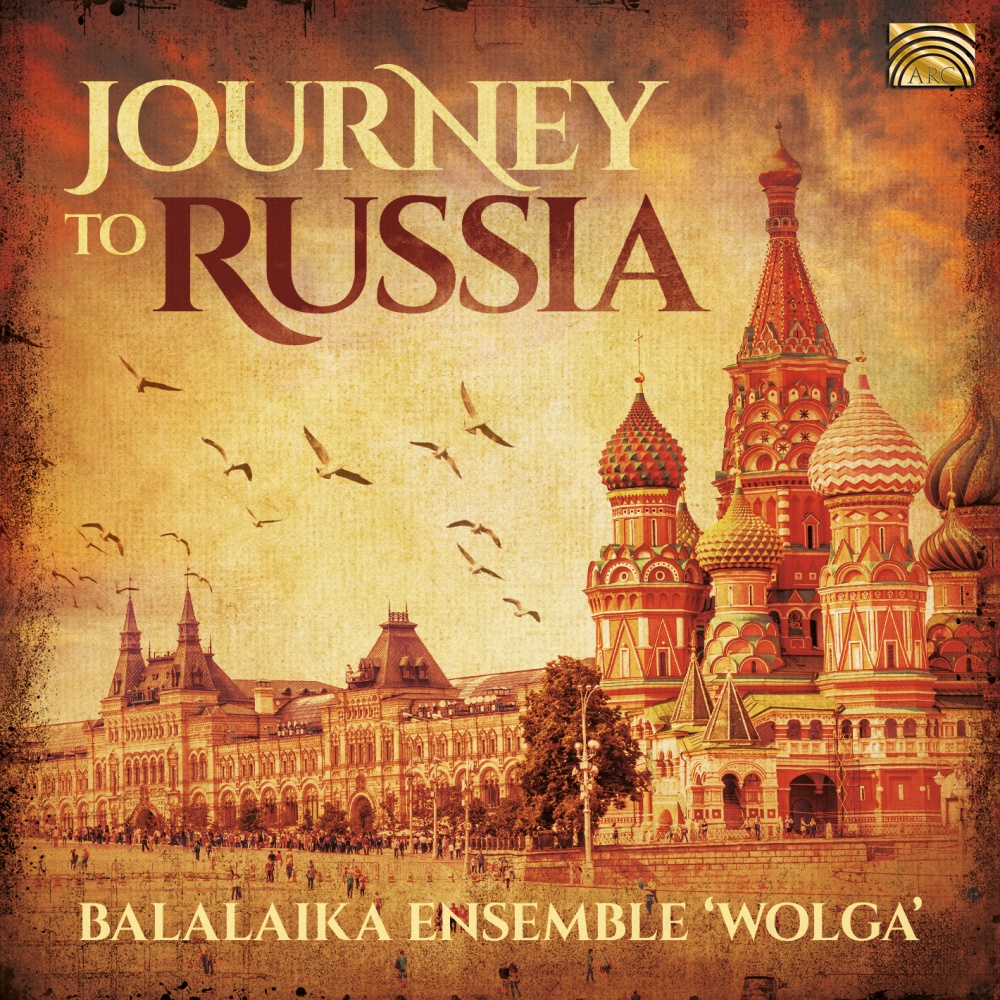 Journey to Russia