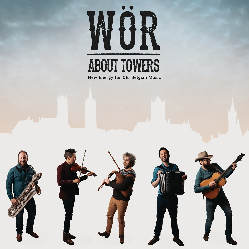 About Towers - New Energy for Old Belgian Music