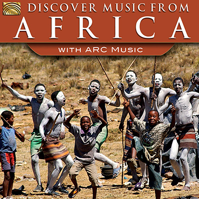 Discover Music from Africa - with ARC Music